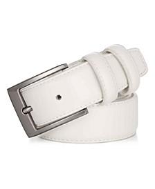 Men's Classy Prong Buckle Belt