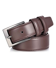 Men's Classy Prong Buckle Belt