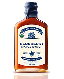 Blueberry Vermont Maple Syrup Organic