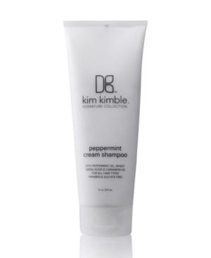 Peppermint Cream Shampoo