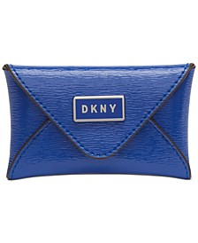 Gigi Leather Envelope Card Case, Created For Macy's