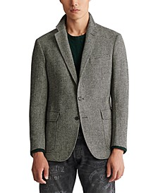 Men's Herringbone Sport Coat