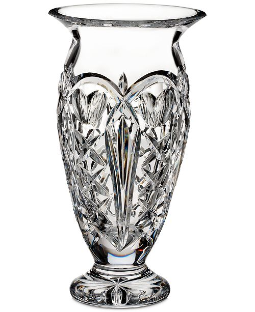"Waterford Tom Brennan's Ireland 10"" Vase"