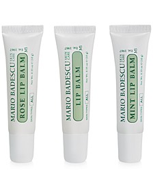 3-Pc. Lip Balm Trio