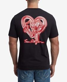 True Religion Men's Heartbreaker T-Shirt