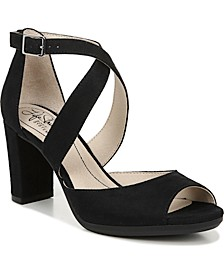 Allison Strappy Dress Sandals
