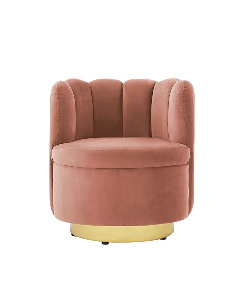 Outstanding Ragland Velvet Tufted Accent Chair With Swivel Metal Base Forskolin Free Trial Chair Design Images Forskolin Free Trialorg