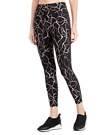 Printed Luster Leggings, Created for Macy's