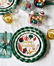 Vintage Ornament Dinnerware Collection