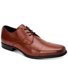 Men's Dominick Crust Leather Oxfords