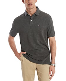 Men's Custom Fit Ivy Polo, Created for Macy's