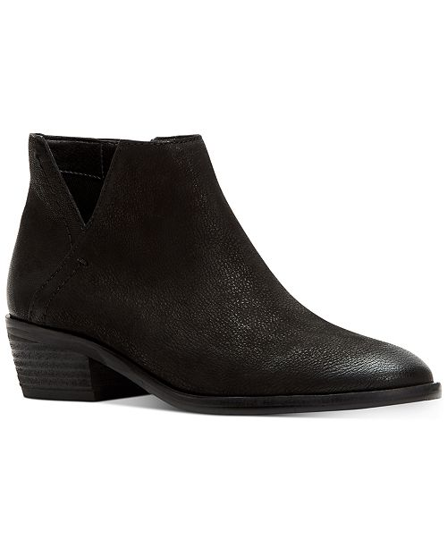 FRYE AND CO Women's Caden Leather Booties