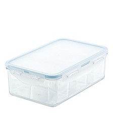 Purely Better 34-Oz. Rectangular Food Storage Container with Divider