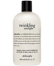 Twinkling Starlight Shampoo, Shower Gel & Bubble Bath, 16-oz, Created for Macy's