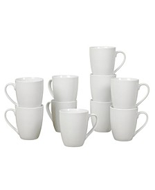 CLOSEOUT! 10 pc Catering 13Oz Mug Belly Shape