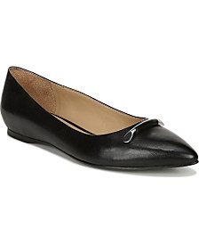 Naturalizer Sable Ballerina Flats