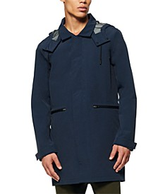 Men's Ottley Three-Quarter Length Waterproof Jacket
