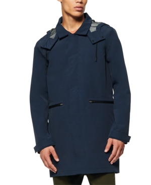 Men's Ottley Three-Quarter Length Waterproof Jacket