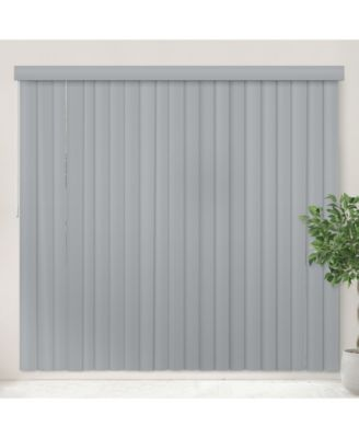 """Vertical Blinds, Patio Door or Large Window Shade, 78"""" W x 84"""" H"""