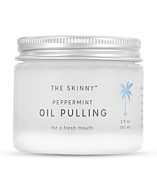 Peppermint Oil Pulling, 2oz
