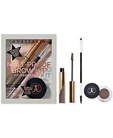 3-Pc. Melt-Proof Brow Kit