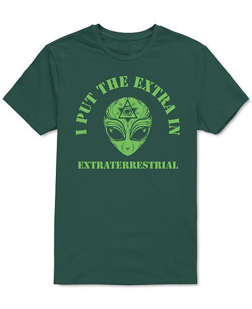 H3 Extraterrestrial Men's Graphic T-Shirt