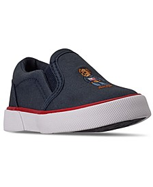 Toddler Boys Bal Harbour II Slip-On Casual Sneakers from Finish Line
