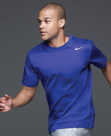 Nike Separates, Nike Swoosh Tee and Zone Mesh Shorts