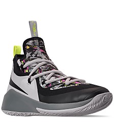 Nike Big Boys Future Court 2 Basketball Sneakers from Finish Line