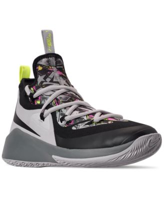 Nike Big Boys Future Court 2 Basketball Sneakers from Finish