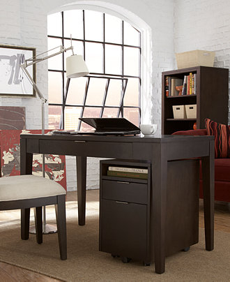 Tribeca home office furniture collection furniture macy 39 s for Tribeca homes furniture
