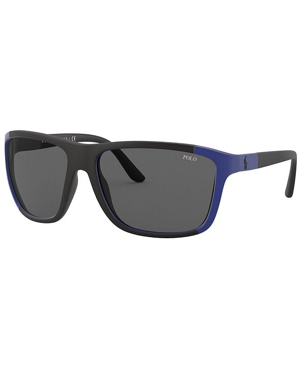 Polo Ralph Lauren Sunglasses, PH4155 62