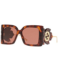 Sunglasses, GG0535S 56