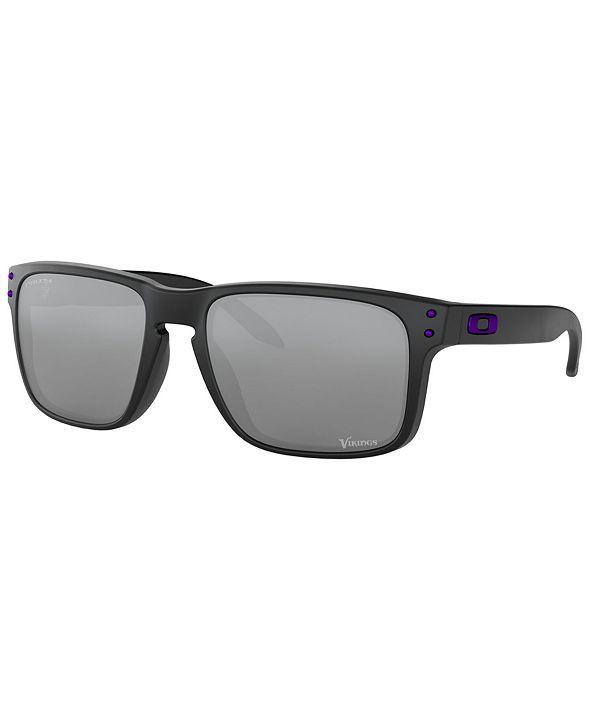 Oakley NFL Collection Sunglasses, Minnesota Vikings OO9102 55 HOLBROOK
