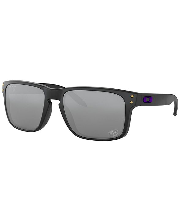 Oakley NFL Collection Sunglasses, Baltimore Ravens OO9102 55 HOLBROOK