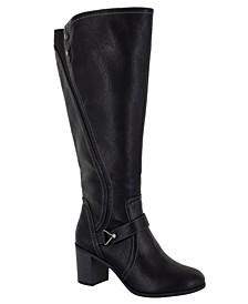 Format Wide-Calf Tall Boots