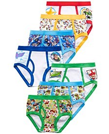 Toddler Boys 7-Pk. Toy Story Cotton Brief Underwear