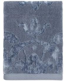 "Medallion Jacquard 13"" x 13"" Washcloth"