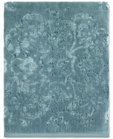 "CLOSEOUT! Medallion Jacquard 30"" x 56"" Bath Towel"