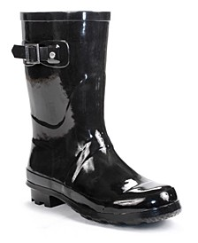 Women's Regular Classic Mid-Calf Rain Boot