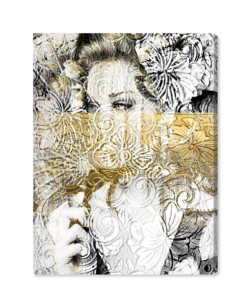 "Oliver Gal Bloom Canvas Art, 30"" x 45"""