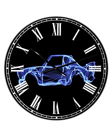 "BMW 30 Csl Large Modern Wall Clock - 38"" x 38"" x 1"""