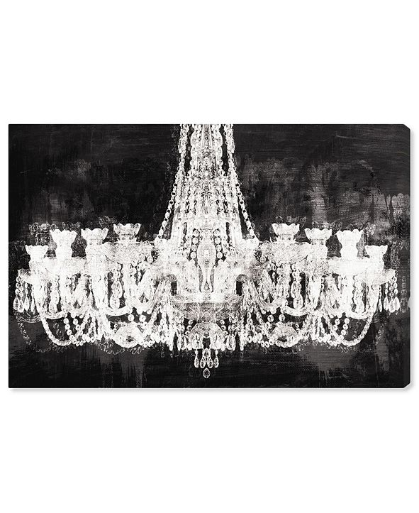 "Oliver Gal Decadent Soiree Canvas Art, 24"" x 16"""