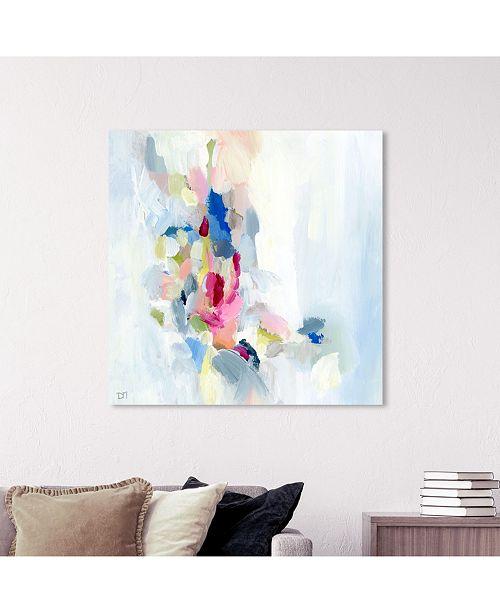 "Macys Furniture Outlet Michigan: Oliver Gal Mi Alegria Canvas Art, 36"" X 36"" & Reviews"
