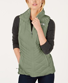 The North Face Mossbud Insulated Water-Repellent Reversible Vest