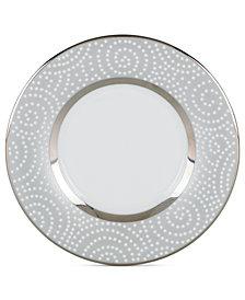 Lenox Pearl Beads Saucer