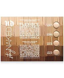 Choose Your Shade! Free Stay Naked Foundation Sample with select purchase