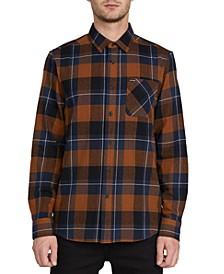 Men's Caden Flannel Plaid Shirt