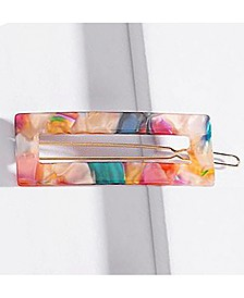 Rainbow Rectangle Clip