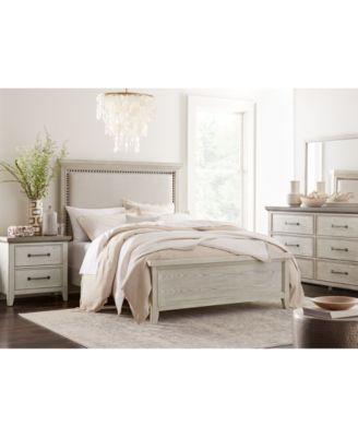 Willow Bedroom Furniture, 3-Pc. Set (Queen Bed, Nightstand & Chest)